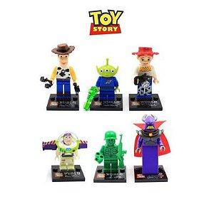 Kit Toy Story C/6 compatível Lego