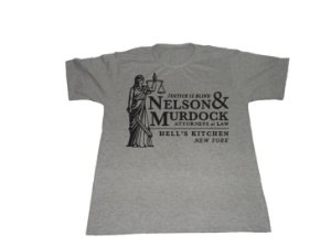 Camiseta Demolidor Nelson Murdock - Masculina
