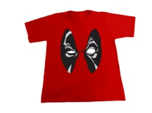 Camiseta Deadpool - Masculina