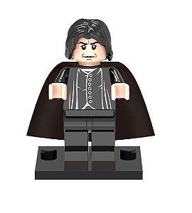 Boneco Compatível Lego Severo Snape - Harry Potter