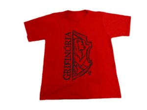 Camiseta Grifinória Harry Potter - Masculina