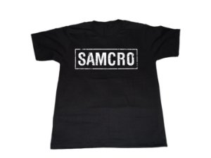 Camiseta Sons of Anarchy - Masculina
