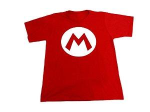 Camiseta Mario - Masculina