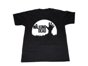 Camiseta The Walking Dead - Masculina