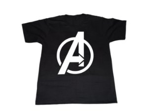 Camiseta Vingadores - Masculina