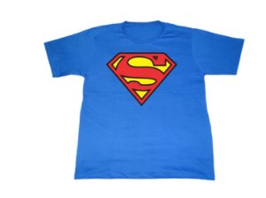 Camiseta Superman - Masculina
