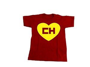 Camiseta Chapolin - Infantil