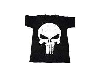 Camiseta Justiceiro - Infantil