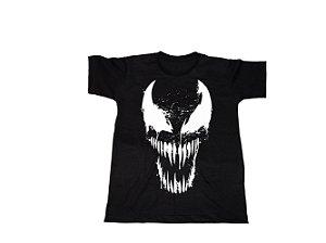 Camiseta Super Heróis Venom - Infantil
