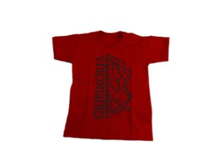 Camiseta Harry Potter Grifinória - Infatil
