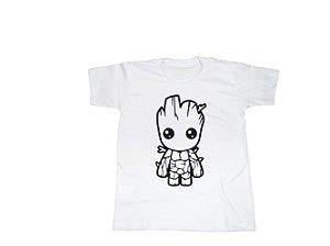 Camiseta Baby Groot - Infantil
