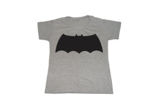 Camiseta Super Heróis Batman Cavaleiro das Trevas - Baby Look
