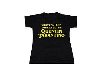 Camiseta Tarantino - Baby Look