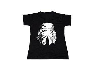 Camiseta Star Wars Dark Forest - Baby Look