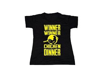 Camiseta PUBG Playerunknown's Battlegrounds - Baby Look