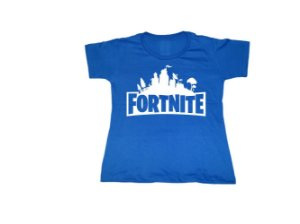 Camiseta Fortnite - Baby Look