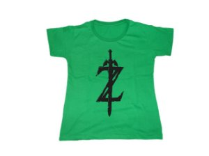 Camiseta Zelda - Baby Look