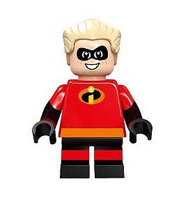 Boneco Flecha Os Incríveis Lego Compatível