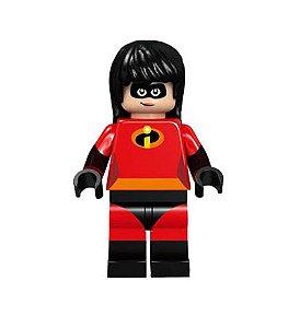 Boneco Compatível Lego os Incríveis - Violeta