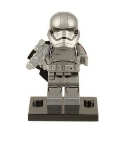 Mini Figura Compatível Lego Capitã Phasma - Star Wars