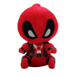 Pelúcia Deadpool -  12 Cm (Marvel Collection)