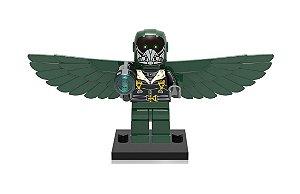 Mini Figura Compatível Lego Abutre (Homem-Aranha De volta ao Lar) - Marvel (Edição Especial)