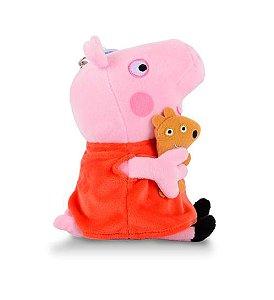 Pelúcia Peppa Pig 20 Cm