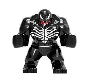 Boneco Venom Lego Compatível - Marvel (Big Figure)