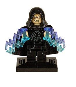 Boneco Imperador Palpatine Star Wars Lego Compatível