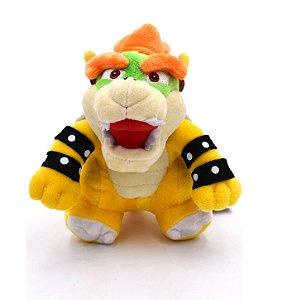 Pelúcia Super Mario Bros - Bowser (26 Cm)