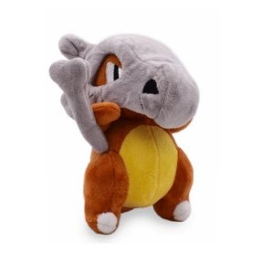 Pelúcia Pokémon Cubone - 17 cm (Pokémon Center)