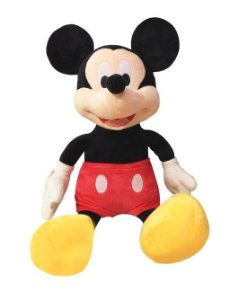 Pelúcia Mickey Mouse 40 Cm - Disney