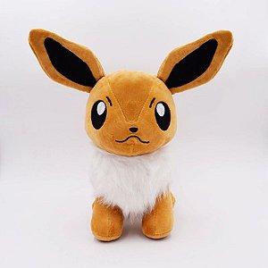 Pelúcia Pokémon Eevee 25 Cm - Banpresto