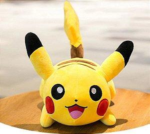 Pelúcia Pikachu 25 Cm