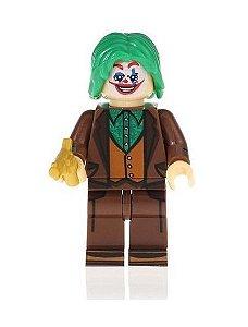 Boneco Coringa Lego Compatível - Dc Comics (Joaquin Phoenix edição especial)