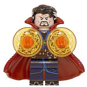 Boneco Doutor Estranho Lego Compatível - Marvel (Edição Deluxe Vingadores: Ultimato)