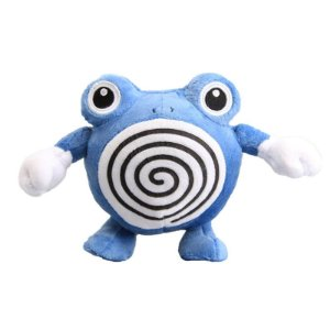 Pelúcia Poliwhirl 16 Cm - Pokémon Center