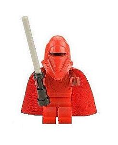 Boneco Guarda Imperial Star Wars Lego Compatível