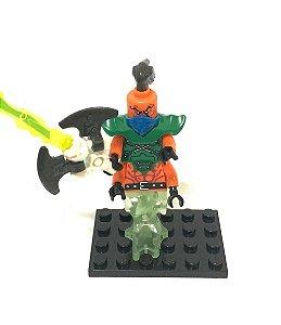 Boneco Compatível Lego Ninjago - Nadakhan  (Edição Deluxe)