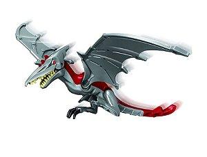 Brinquedo Dinossauro Pterodactyl LEGO Compatível (20 cm) - Jurassic World