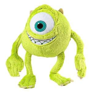 Pelúcia Mike Monstros SA Pixar com Som Tam. 30cm