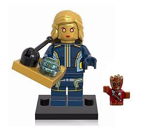 Boneco Paragon Lego Compatível - Guardiões da Galáxia (Edição Especial)