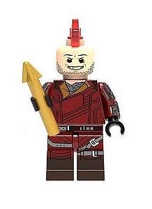 Boneco Kraglin Lego Compatível - Guardiões da Galáxia (Edição Especial)