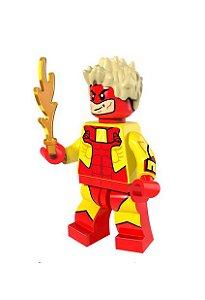 Boneco Pyro Lego Compatível - Marvel X-Men