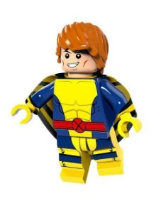 Boneco Banshee Lego Compatível - Marvel X-Men