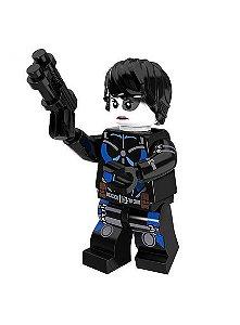 Boneco Dominó Lego Compatível - Marvel X-Men