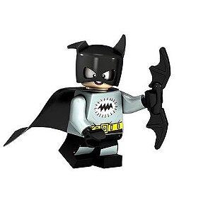 Boneco Bat-Mirim Lego Compatível - Dc Comics