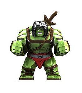 Boneco Skaar Lego Compatível - Marvel (Big Figure)