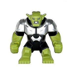 Boneco Duende Verde Lego Compatível - Marvel (Big Figure)