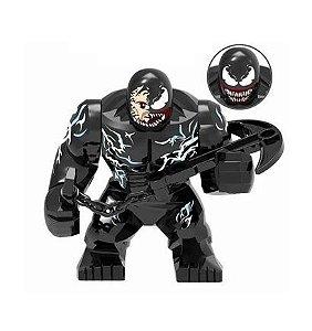 Boneco Venom Lego Compatível - Marvel (Big Figure/Edição Especial)